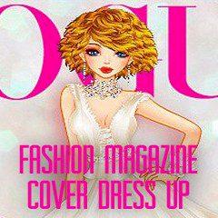 Fashion Magazine Cover Dress up