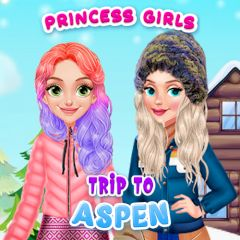 Princess Girls Trip to Aspen