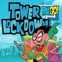 Teen Titans Go! Tower Lockdown