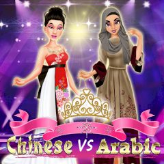 Chinese vs Arabic