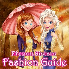 Frozen Fall Fashion Guide