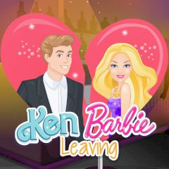 Ken Leaving Barbie
