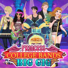 Princess College Band's Big Gig