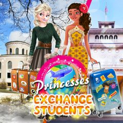 Princesses Exchange Students