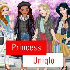Princess Uniqlo