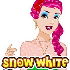 Snow White Prom Make up