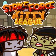 StrikeForce Kitty: League