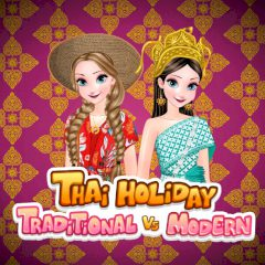 Thai Holiday Traditional vs Modern