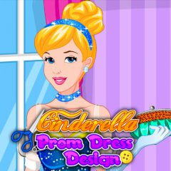 Cinderella Prom Dress Design
