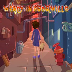 Wendy in Roboville