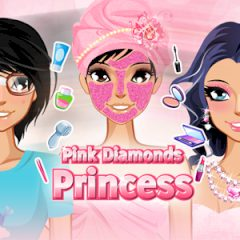 Pink Diamonds Princess