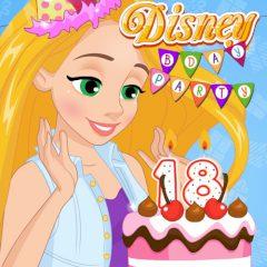 Disney Bday Party