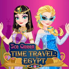 Ice Queen Time Travel: Egypt