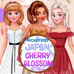 Bucket List Japan Cherry Blossom