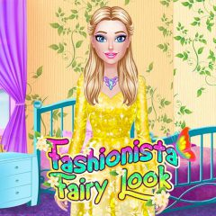 Fashionista Fairy Look