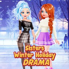 Sisters Winter Holiday Drama