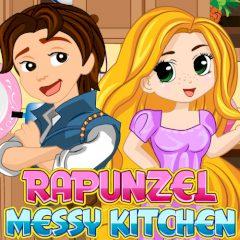 Rapunzel Messy Kitchen