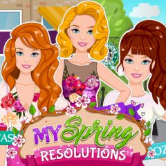 My Spring Resolutions