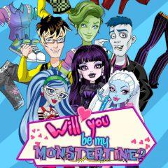 Will You Be my Monstertine?
