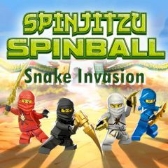 Spinjitzu Spinball: Snake Invasion