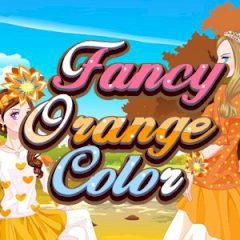 Fancy Orange Color