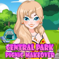 Central Park Picnic Makeover