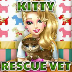 Kitty Rescue Vet