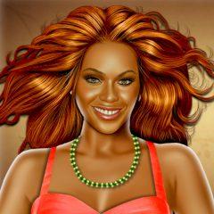 Beauty Beyonce Make over