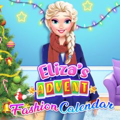 Eliza's Advent Fashion Calendar