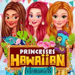Princesses Hawaiian Memories